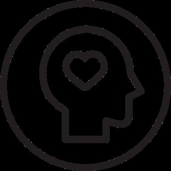 Build brand love icon
