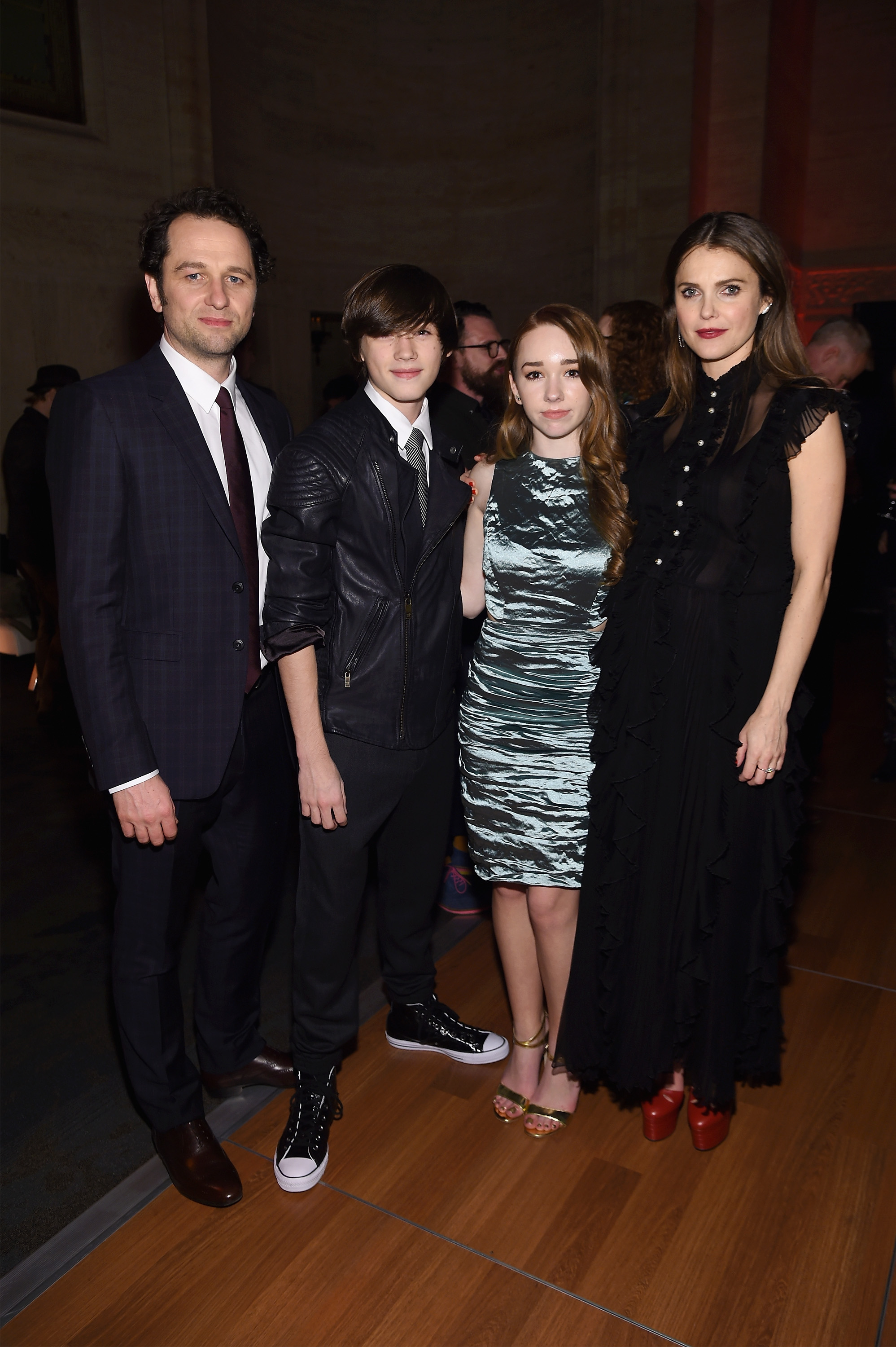 """""""The Americans"""" Season 4 Premiere - After Party"""
