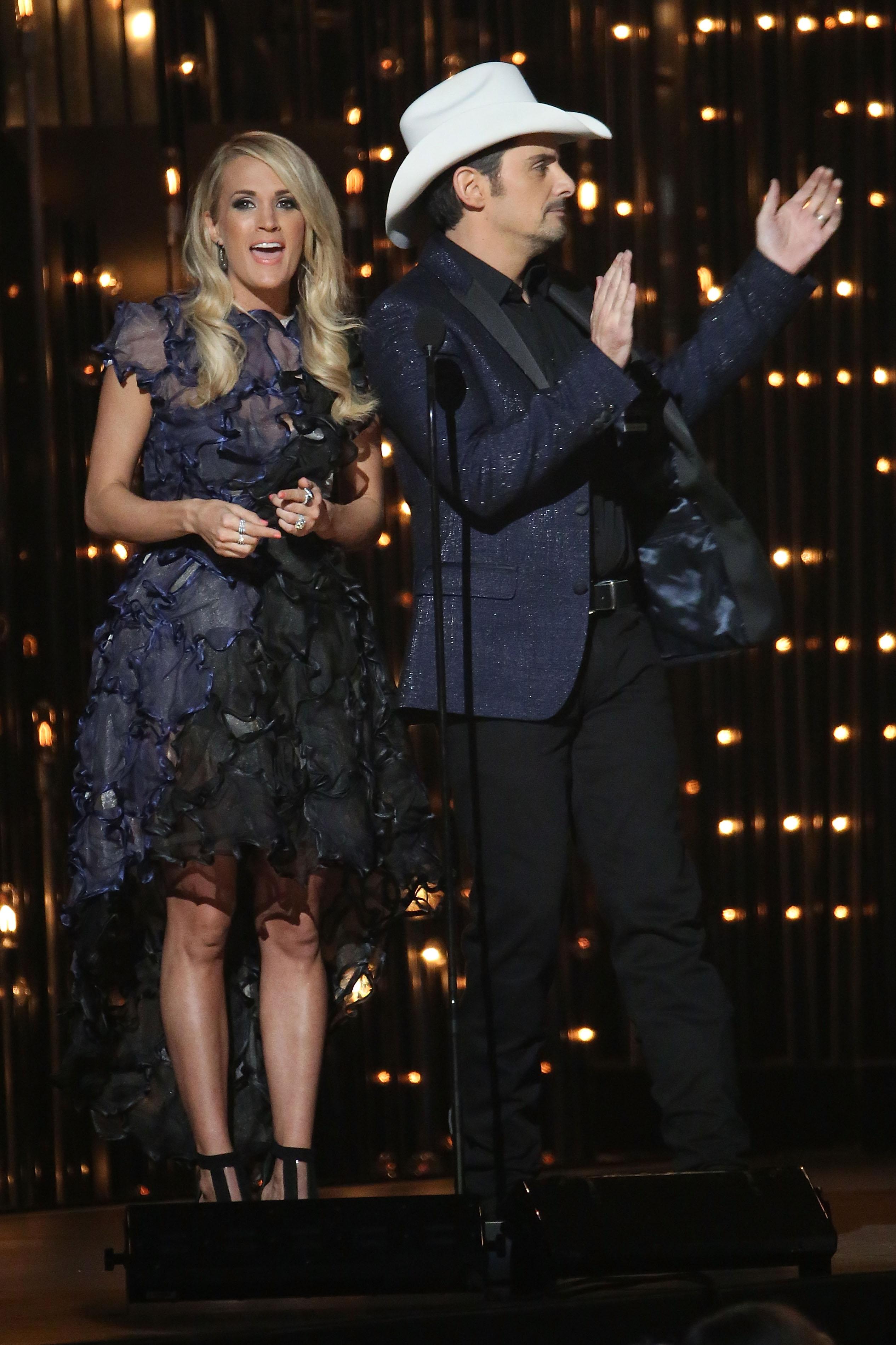49th Annual CMA Awards - Show