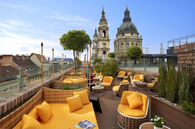 Aria Hotel Budapest, best hotel in the world