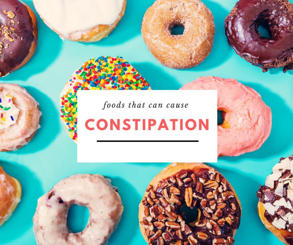 Foods That Can Cause Constipation (And How You Can Fix