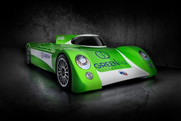 パノスが、ル・マン参戦を目標とした新たな電動レーシングカー「GT-EV」を発表!