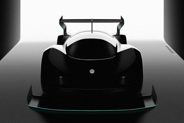 フォルクスワーゲン、2018年のパイクスピークス・ヒルクライムに電動レースカーで参戦すると発表!
