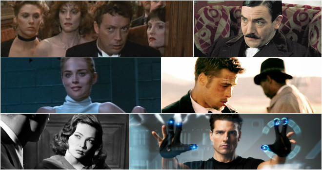 murder mystery movies