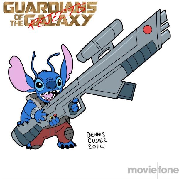 Guardians Rejects
