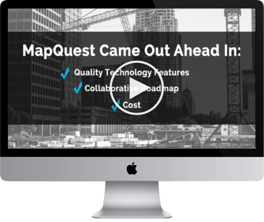 New Video: Verizon Telematics Partners with MapQuest for Business