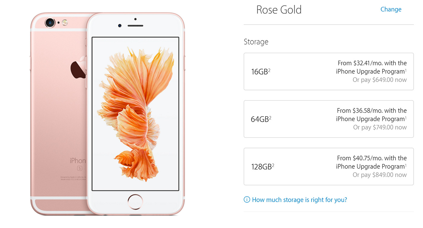 ccceb40ad Apple s iPhone upgrade program now available online