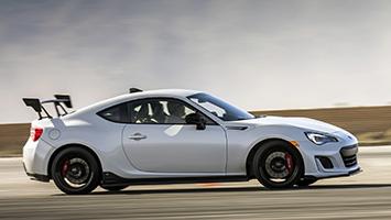 Subaru Brz Ts Special Edition Driving Review Autoblog