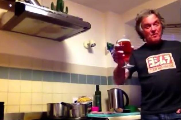 【ビデオ】『トップギア』のジェームズ・メイが