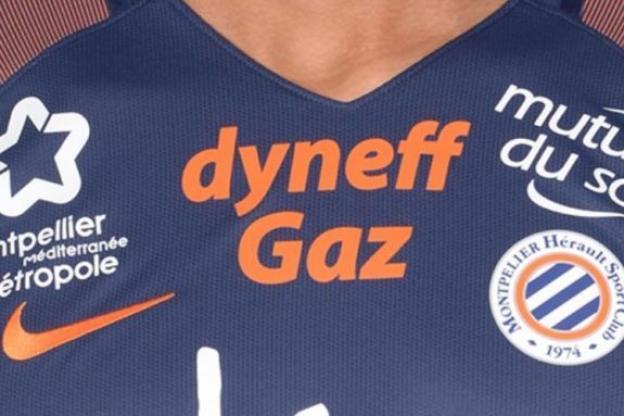 Montpellier Hérault Sport Club: l'énorme bourde du club de L1 sur son maillot