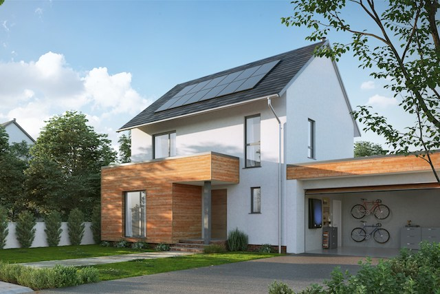 Nissan launches Nissan Energy Solar: the ultimate all-in-one energy solution for UK homes