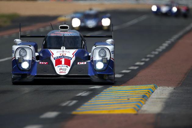 Le Mans 24 Hours8th-14th June 2015. Circuit de la Sarthe, Le Mans, France.