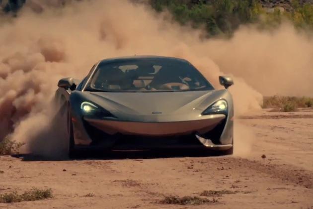 ビデオ トップギア シーズン25の初回エピソードは v8スポーツカー3