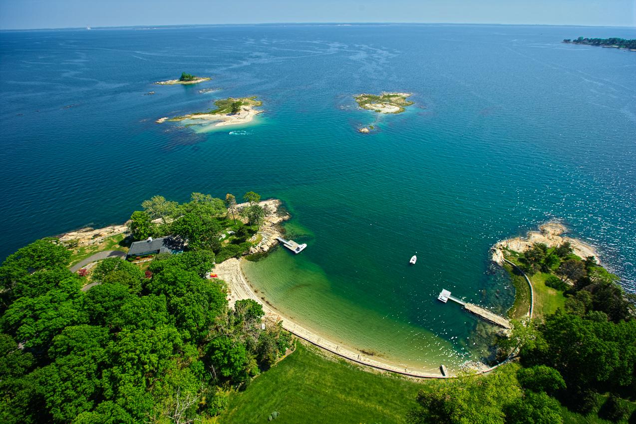 Charles Lindbergh's private island