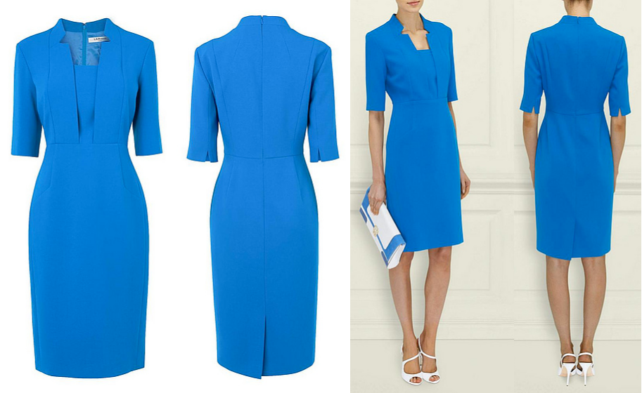 Kate Middleton LK Bennett Detroit Dress