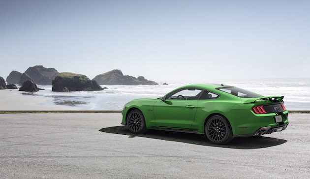 This time of year, green is on everyone's mind. With spring just around the corner, St. Patrick's Day celebrations and rivers of green – everyone feels the need for green. Now, there's one more green cause to celebrate – the all-new Need for Green hue available on the 2019 Mustang.