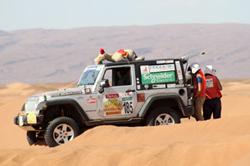 Gazelles Rally