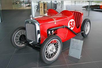 Bruce McLaren's 1929 Austin 7