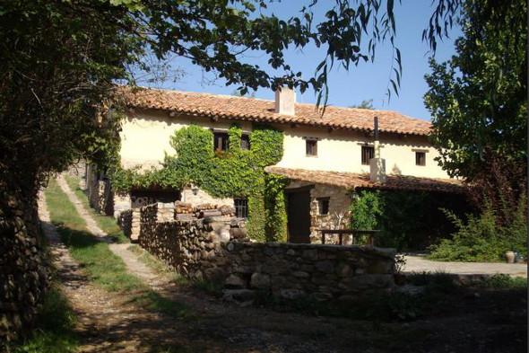Spanish water mill