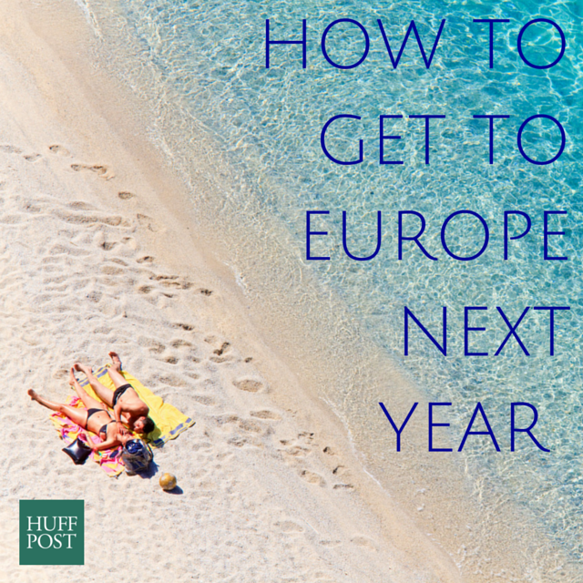 How To Make That Euro Trip A Reality For Next