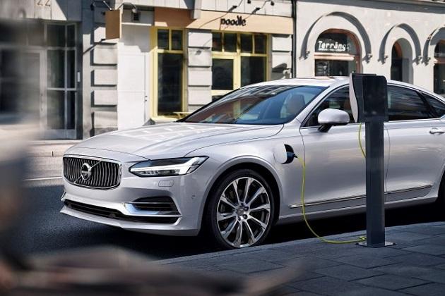 ボルボ、2025年までに100万台の電動化された自動車を生産予定