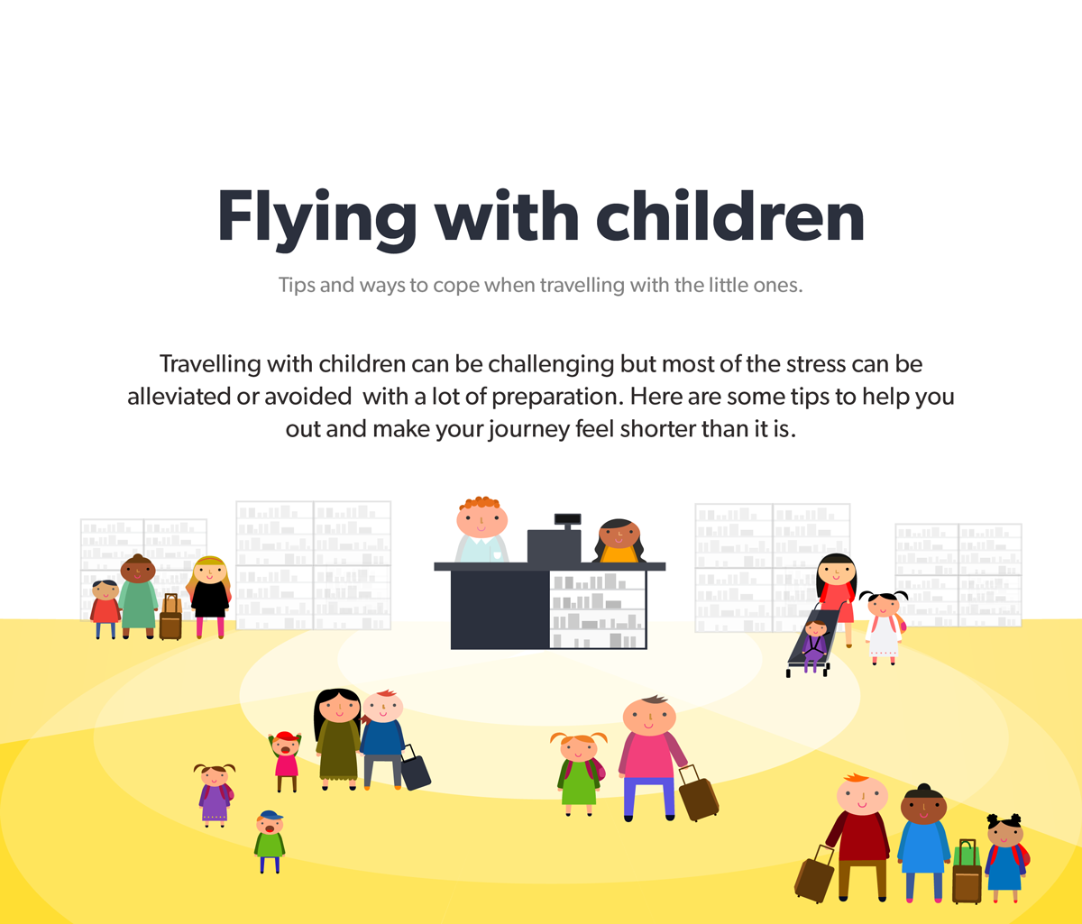 10 Tips For New Parents Travelling With Toddlers Or Babies