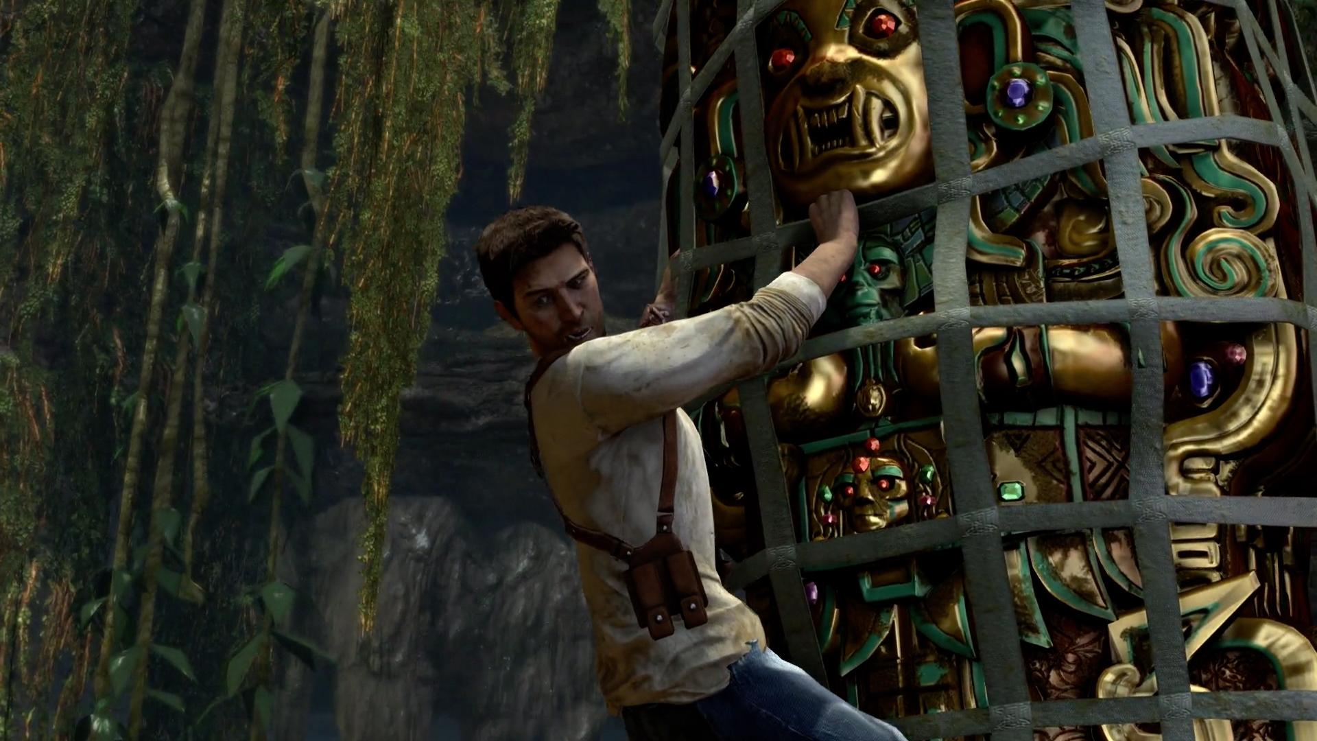 Uncharted For Beginners My First Romp With Nathan Drake Engadget