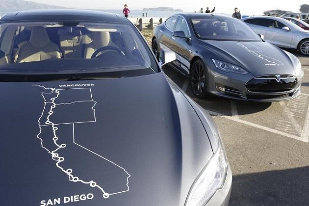 米カリフォルニア州、EV購入補助金を富裕層に対して制限 中低所得層には増額