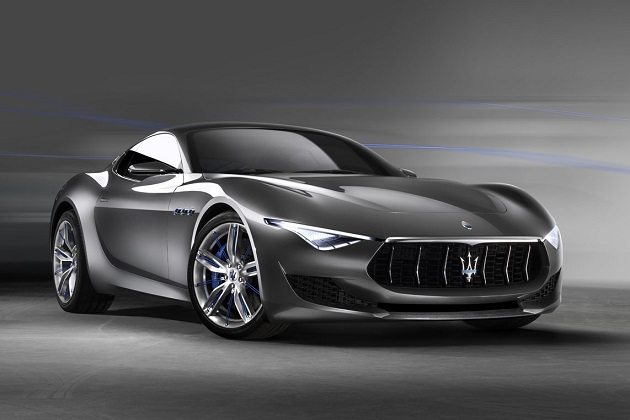 マセラティから「アルフィエーリ」の電気自動車バージョンが2020年に登場
