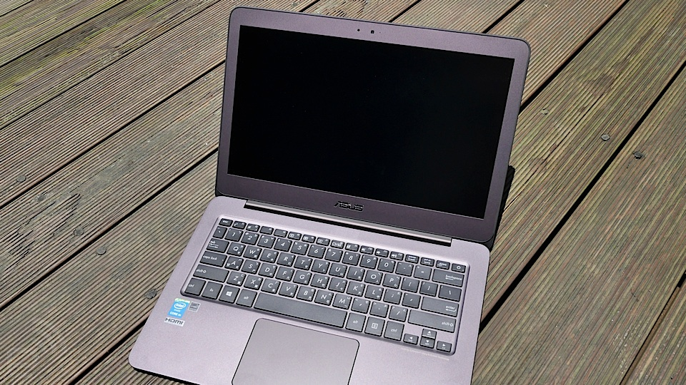 华硕 ZenBook UX305 评测