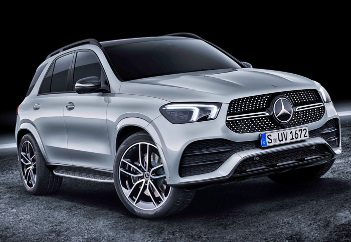 Mercedes' latest GLE melds tech with a super-smooth ride