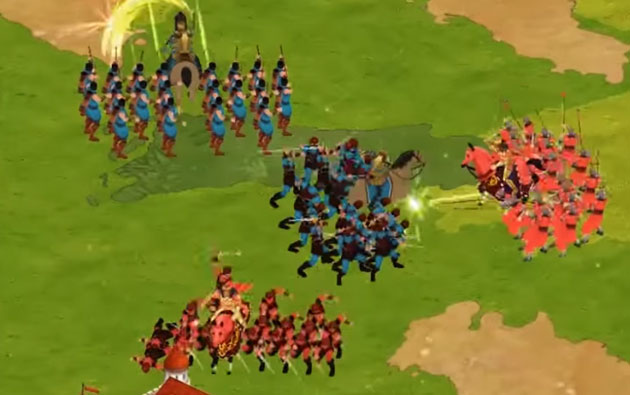 Age of Empires marches on mobile devices this summer