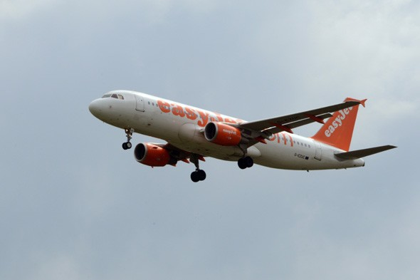 Easyjet plane makes emergency landing at Belfast Airport after technical fault