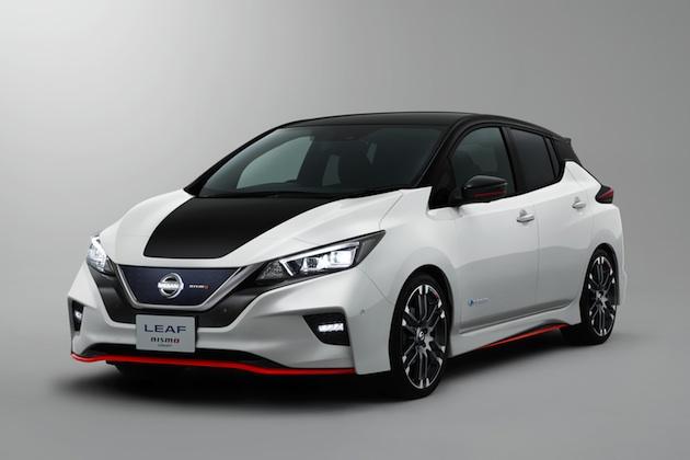 日産、NISMO仕様の「リーフ」と「セレナ」など計13モデルを東京モーターショー 2017に出展