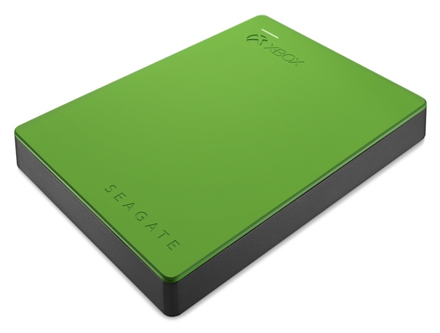 Xbox one gets its first exclusive external hard drive.