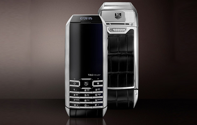TAG Heuer 推出 Meridiist Infinite 奢華手機,主打「永恆動力」(影片)