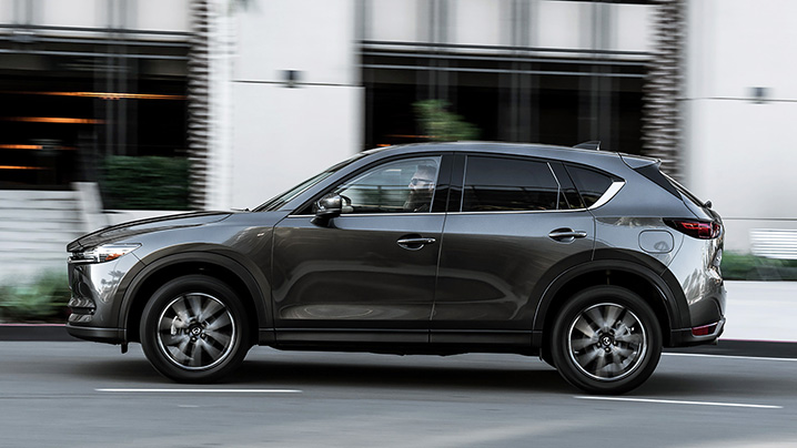 sweating the small stuff | 2017 mazda cx-5 first drive - autoblog