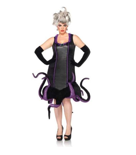 The Little Mermaid Ursula Halloween Costume