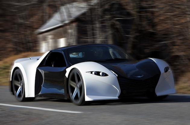 デュバク・モーターズ、0-60mphをわずか2秒で加速する電動スーパーカー「トマホーク」の生産を2018年に開始すると発表!