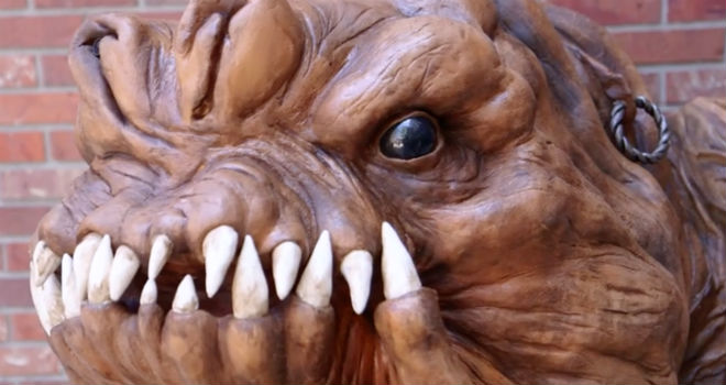 This Is the Most Badass Rancor Costume You'll Ever See