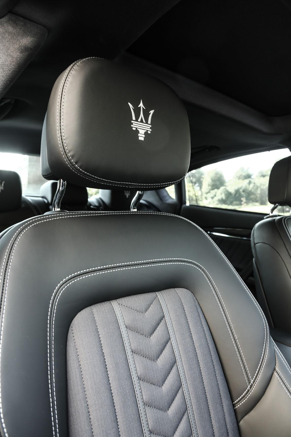 Zegna Maserati