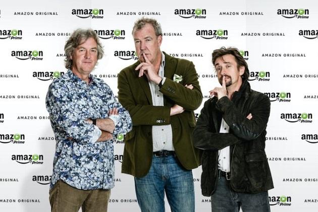 【レポート】AmazonのCEO、『トップギア』元司会者3人について「とてつもなく高いがその価値はある」と評価