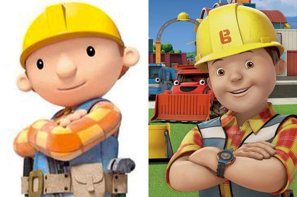 bob the builder s makeover angers fans huffpost uk