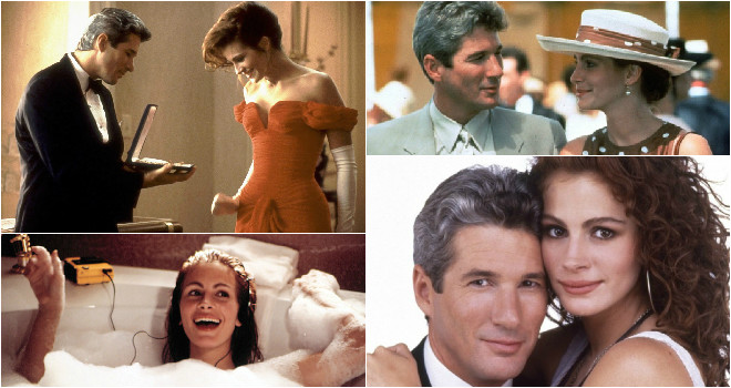 richard gere and julia roberts pretty woman