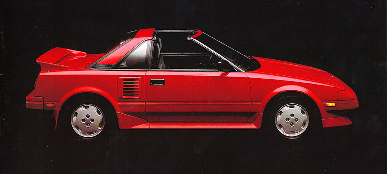 A New Toyota Mr2 We Want To Believe Autoblog