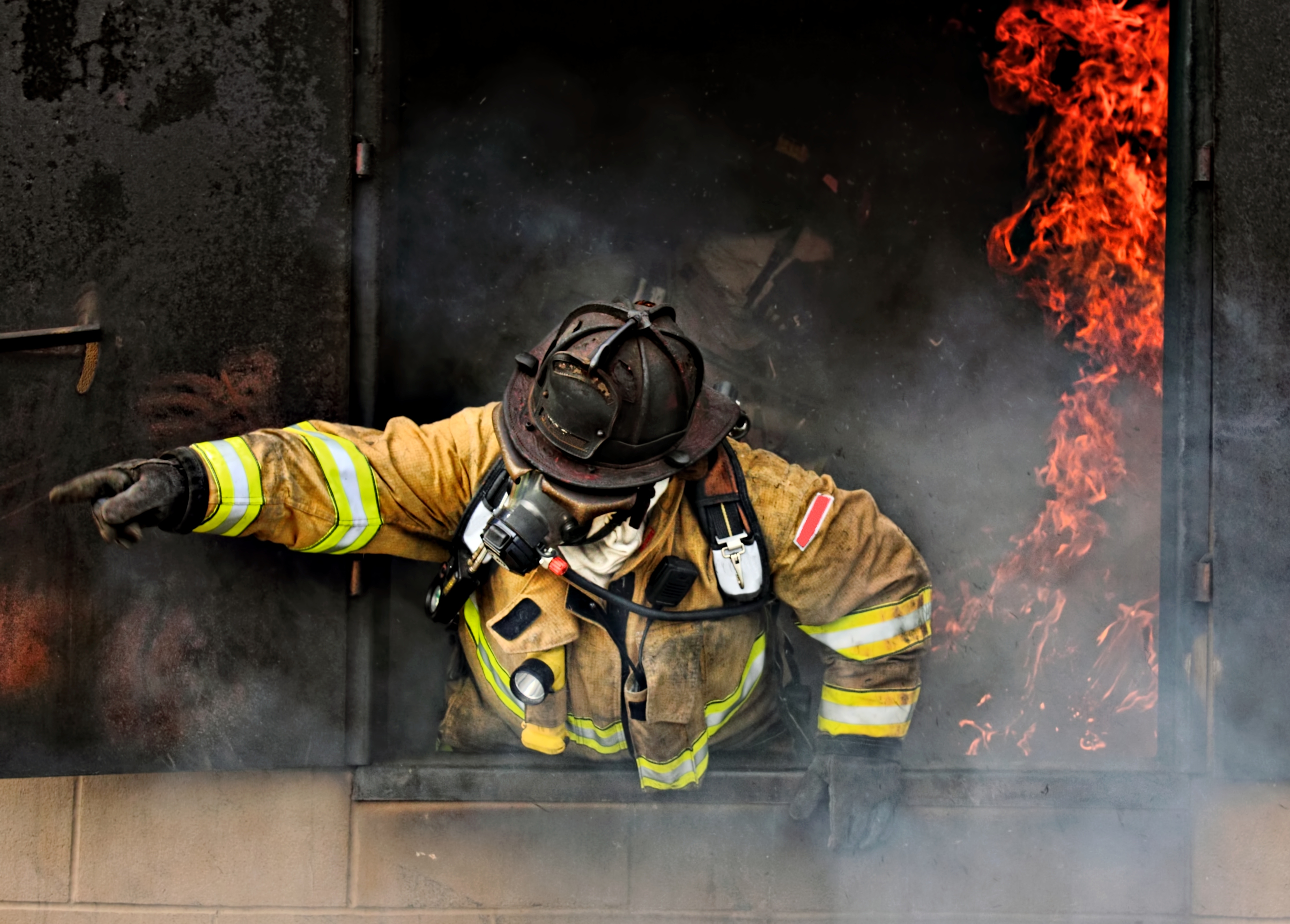 Firefighters Top Ranking of Most Stressful Jobs - AOL Finance