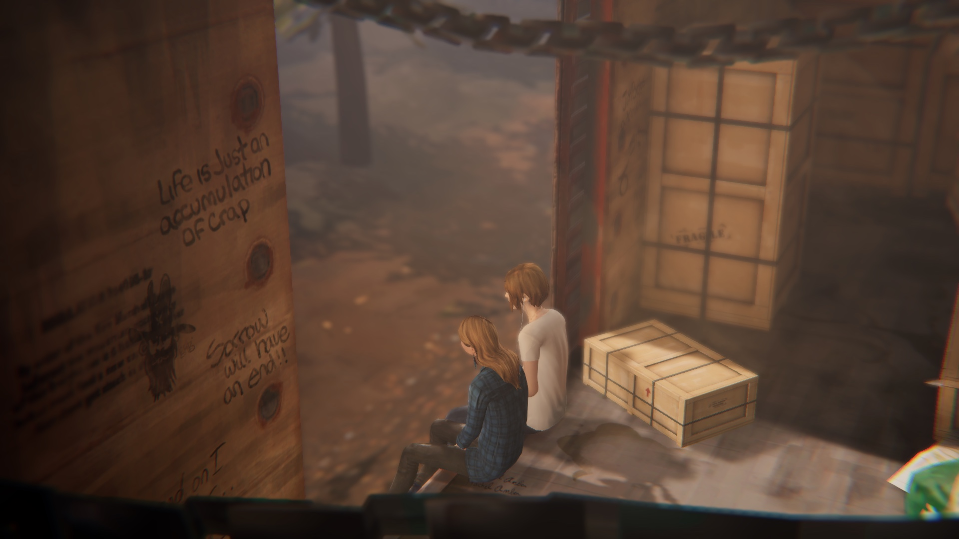 Setting fire to teenage souls in Life Is Strange Before the Storm
