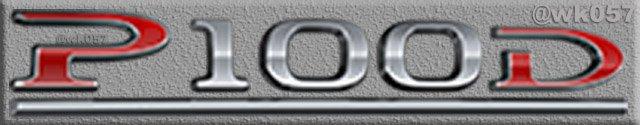 Tesla P100D Leaked Badge