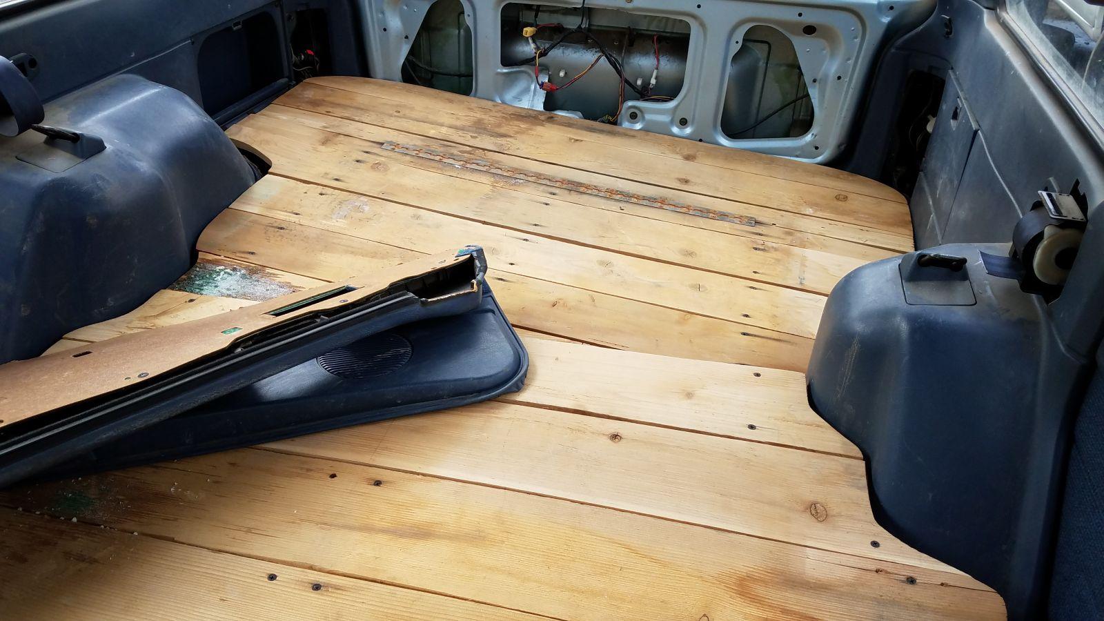 Junkyard Gem 1992 Subaru Loyale Wagon With Budget Cargo