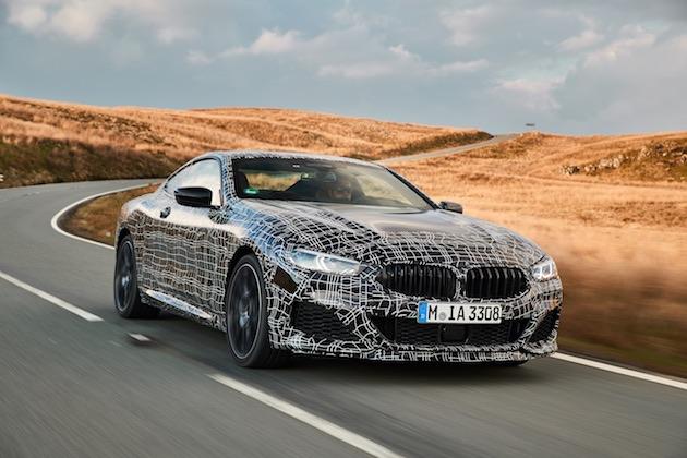 BMW、新型「M850i xDrive」のスペックを一部公表! V8エンジンは「M550i」よりもパワフルに